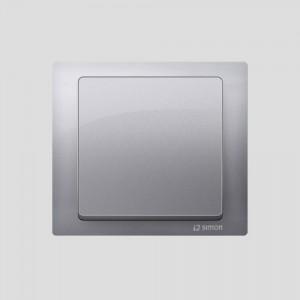 simon-basic-neos_ramka-srebrny-mat_klawisz-srebrny-mat